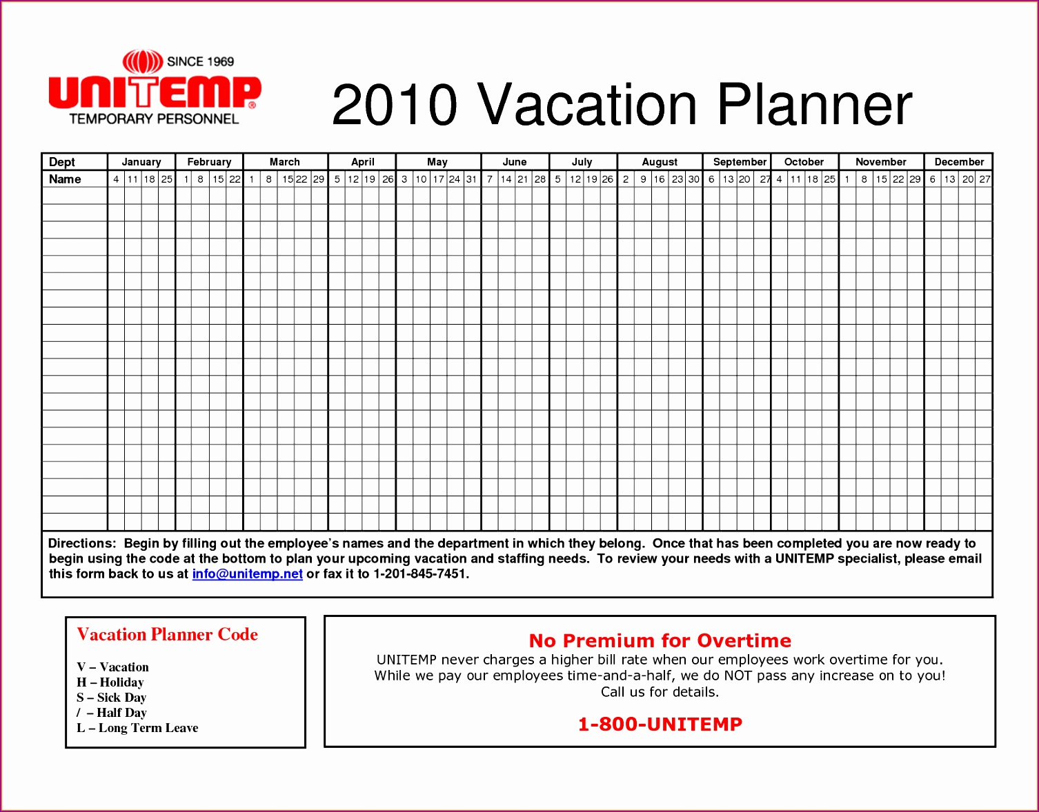 Employee Annual Leave Record Sheet EXCEL  Word amp Excel