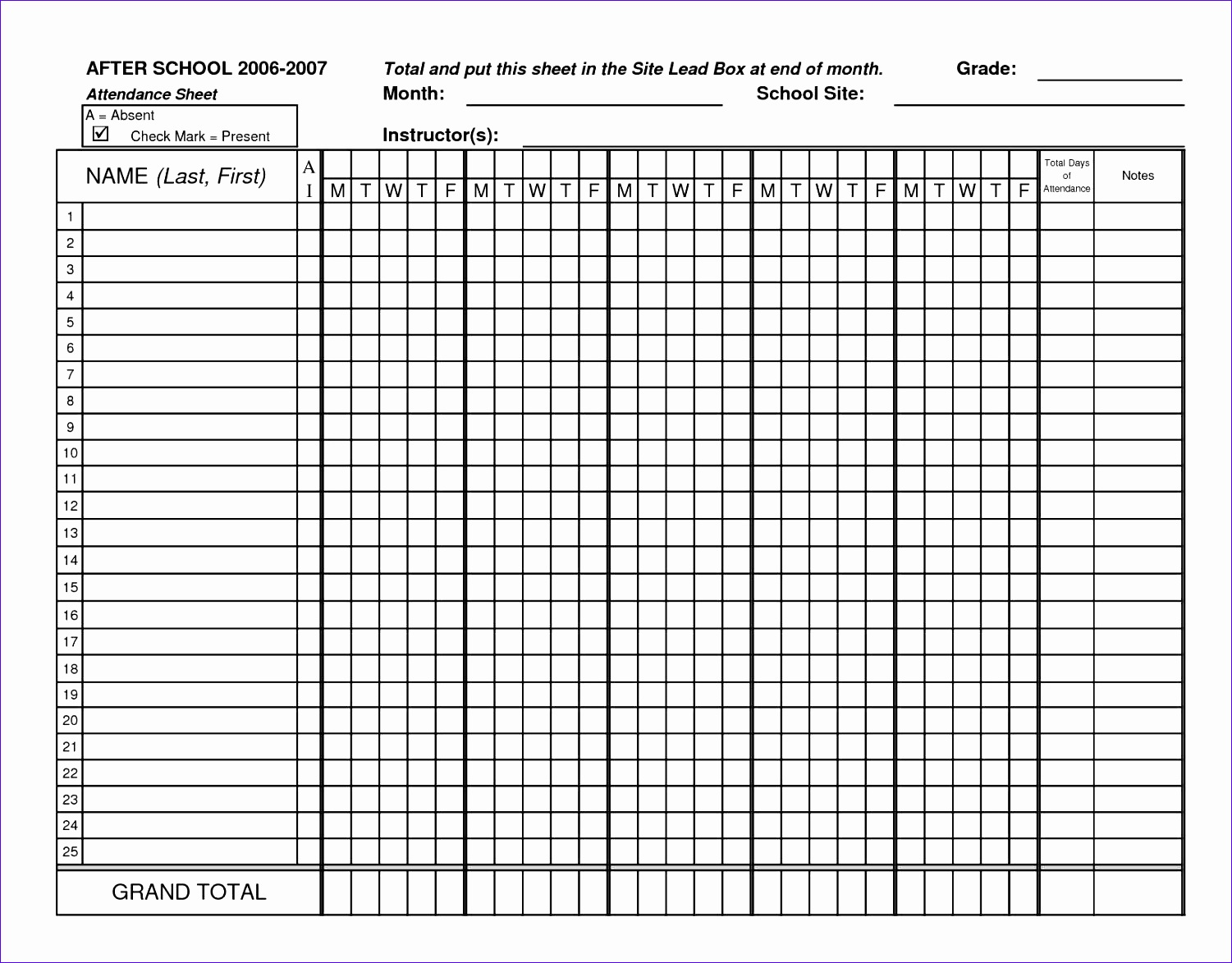 attendance sheet template excel for employee and attendance sheet for employees in excel 2016