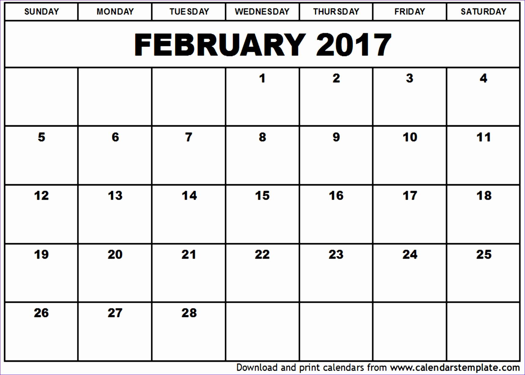 february 2017 calendar excel february 2017 calendar excel february 2017 calendar image february 2017 calendar printable ytupxl yrxcpk eJUcTj