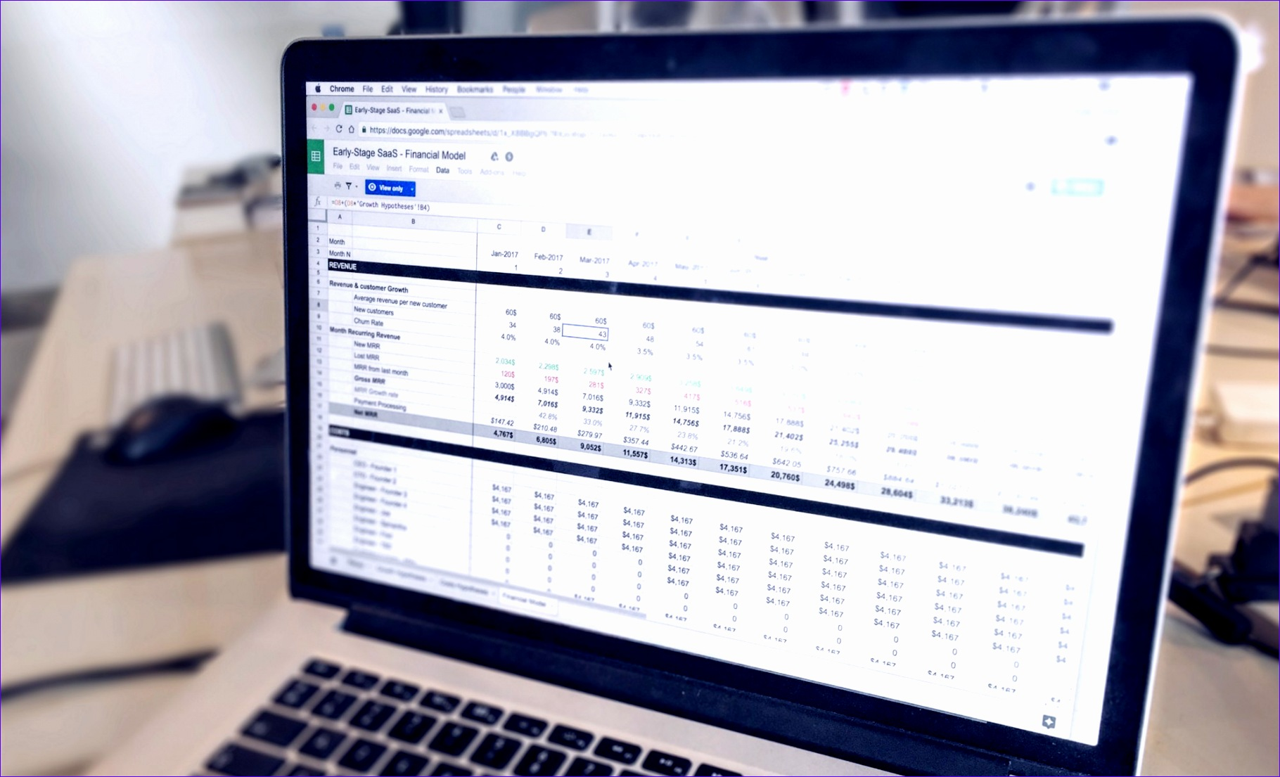 Bug Tracking Excel Template Ejtca Lovely Saas Financial Model Simple Template for Early Stage Startups