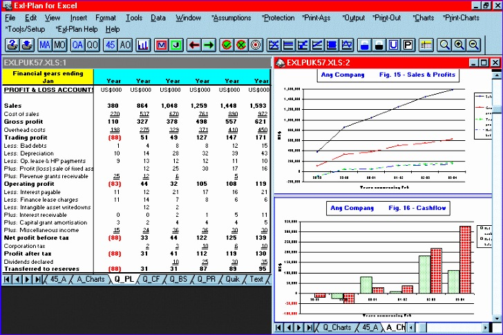 Business Plan Financial Template Excel N8yqn Lovely Screen Shot Business Plan software Template Financial