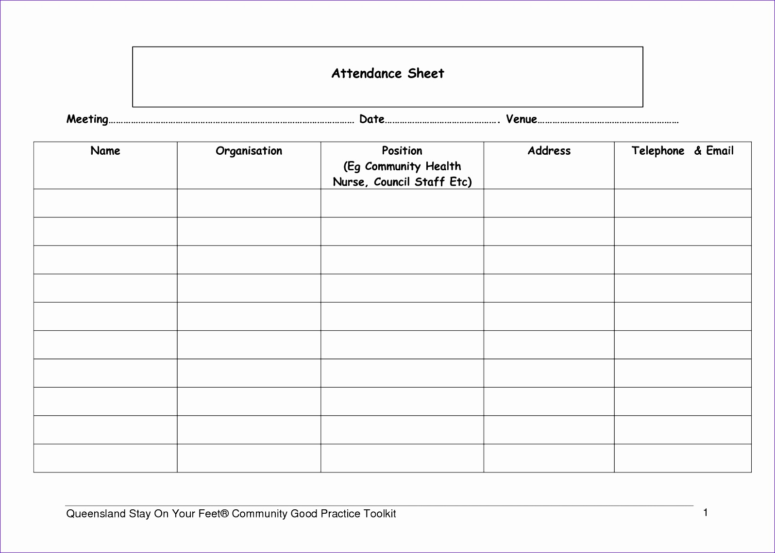 sample spreadsheet template 8
