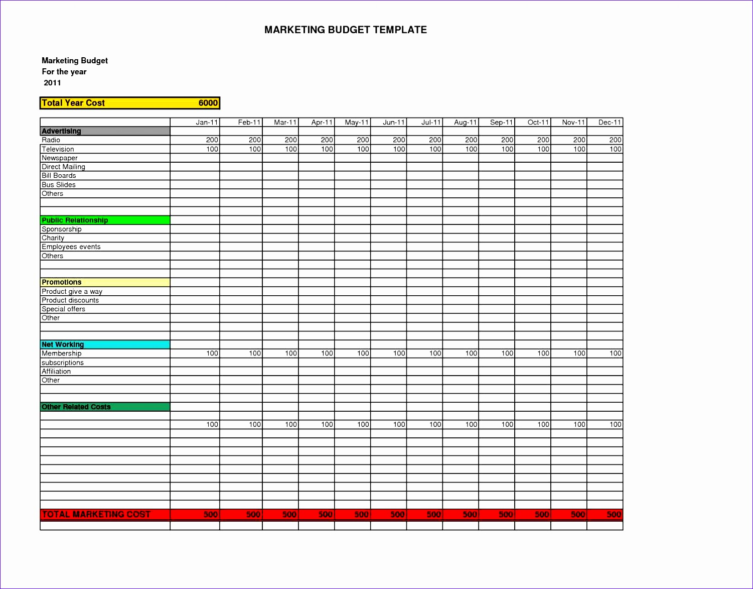 excel spreadsheet templates for inventory