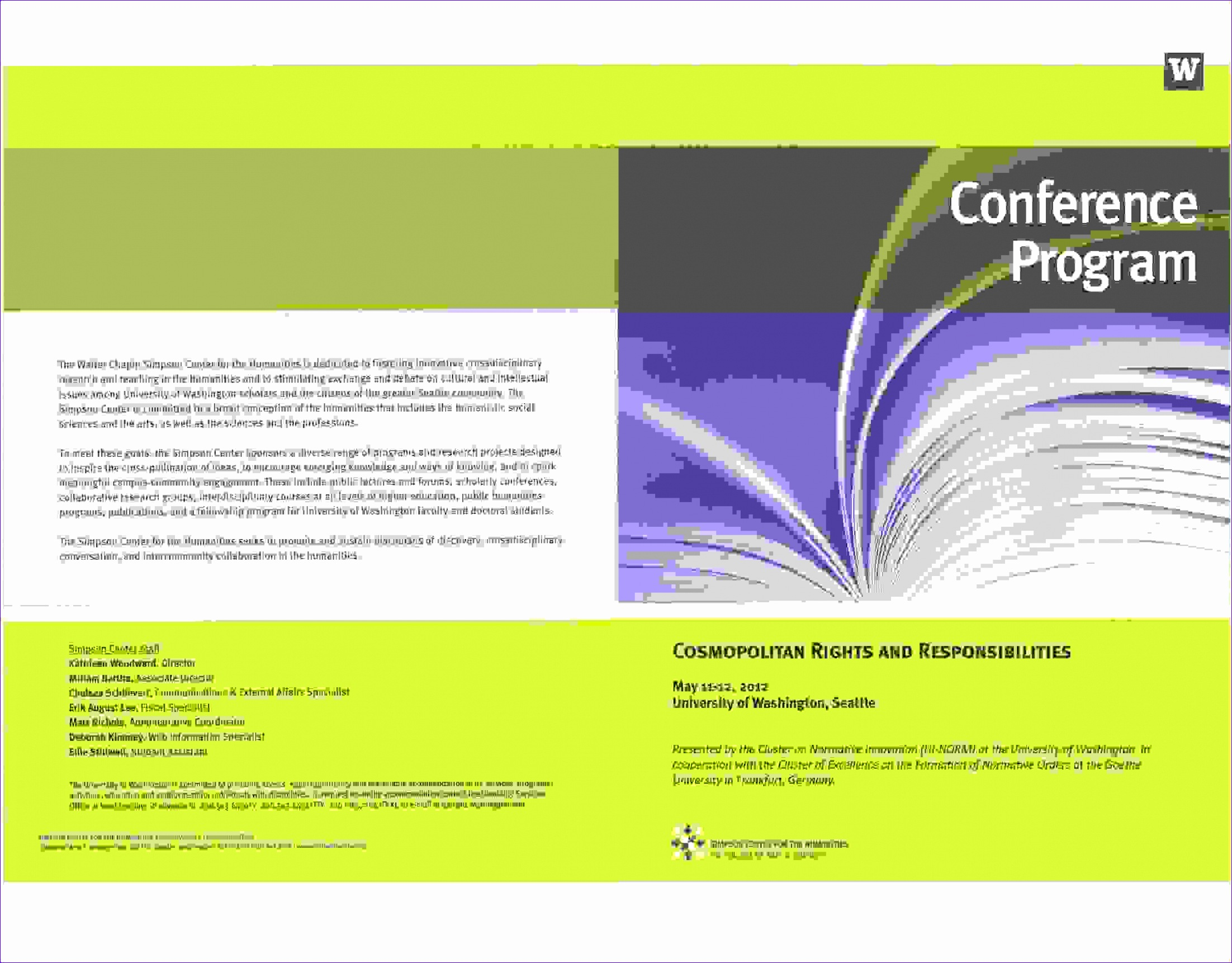 conference program template conference20program20sample page 1