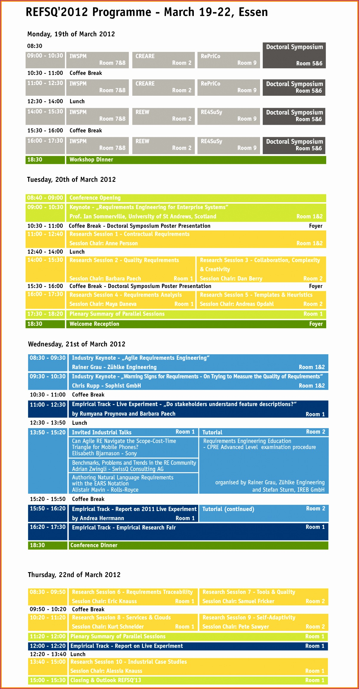 Conference Agenda Template Excel Tggke Unique 5 Conference Program Template