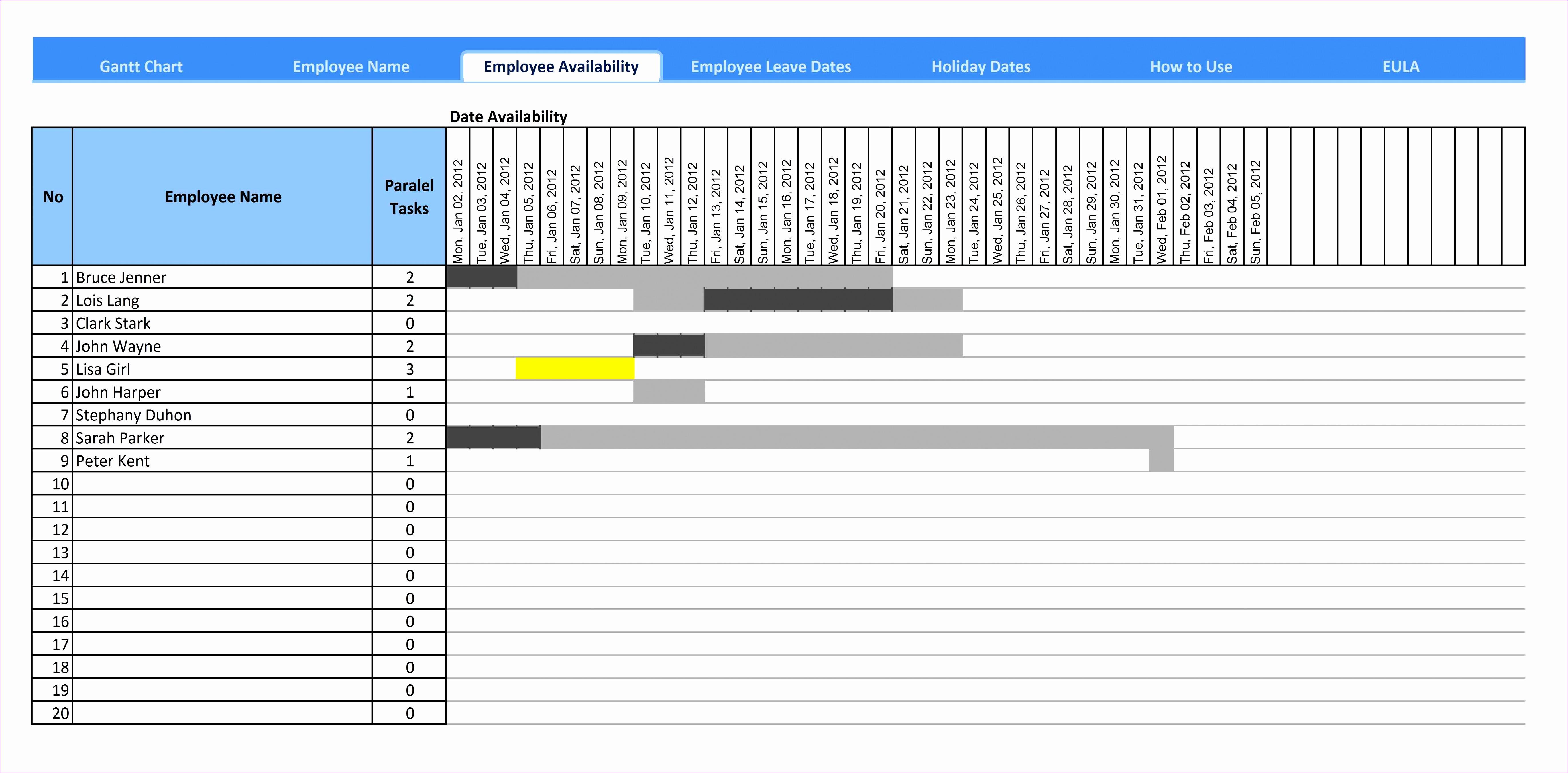 gantt chart excel template 02rm8w1k