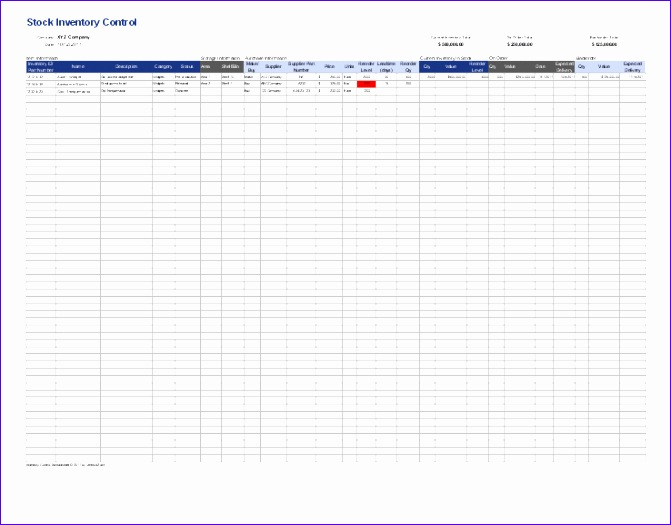 10 document management excel template exceltemplates