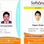 Employee's Photo Id Badges Template Efgtp Luxury Id Cards & Identitycards