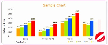 Excel chart templates bar 23 1