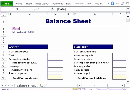 Excel Financial Statements Template Gdwpl Fresh Free Financial Report Templates for Excel