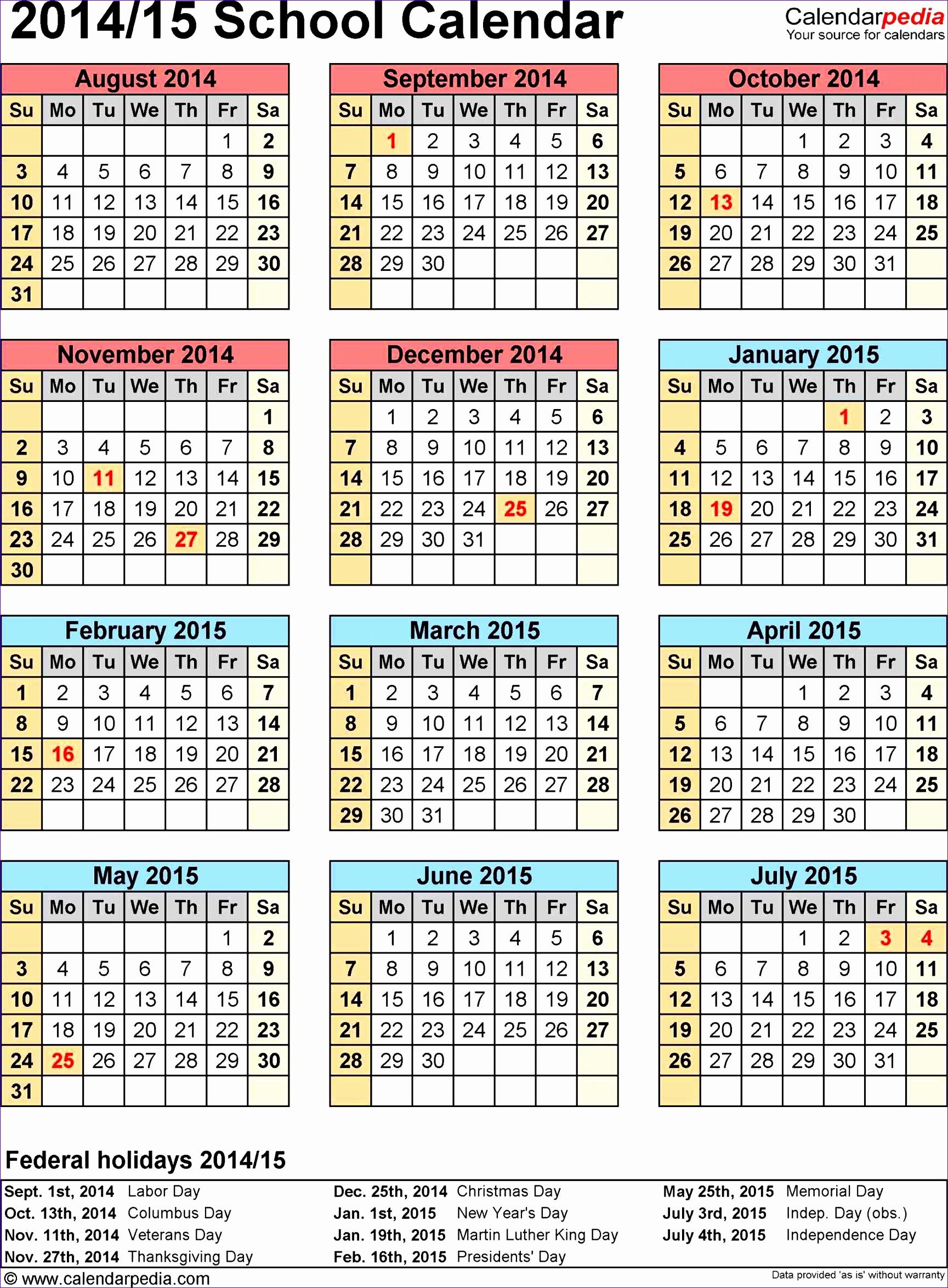year calendar printable excel templates monthly dalarcon monthly Ms Excel Calendar Template 2014 calendar templates dalarcon academic calendars as free printable excel academic Ms