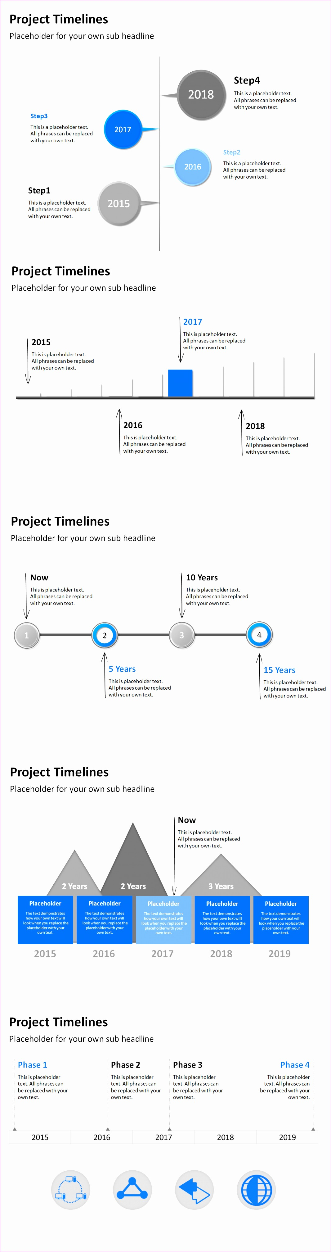 8 excel project plan timeline template exceltemplates 8e3eff1e738a fb2d56bfc72 timeline template for powerpoint great project alramifo Images