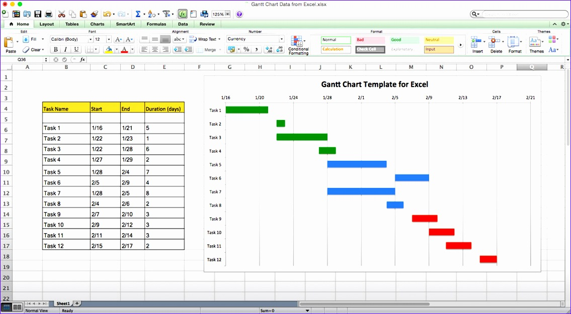 Excel Simple Gantt Chart Template Wtxjk Inspirational Use This Free Gantt Chart Excel Template