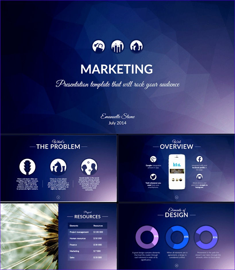 Excellent Powerpoint Templates Ezieh Inspirational Best Powerpoint Templates for 2017 — Improve Presentation