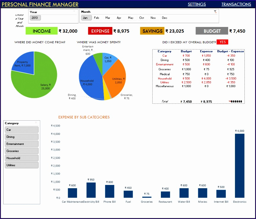 excel financial templates 6