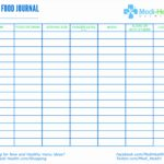 Food Fat Percentage Calculator Template Pcfsx Awesome 9 Best Food & Fitness Journals Images On Pinterest