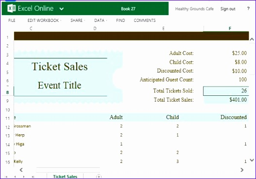 Manage a Successful Event and Keep Track of Your Ticket Sales