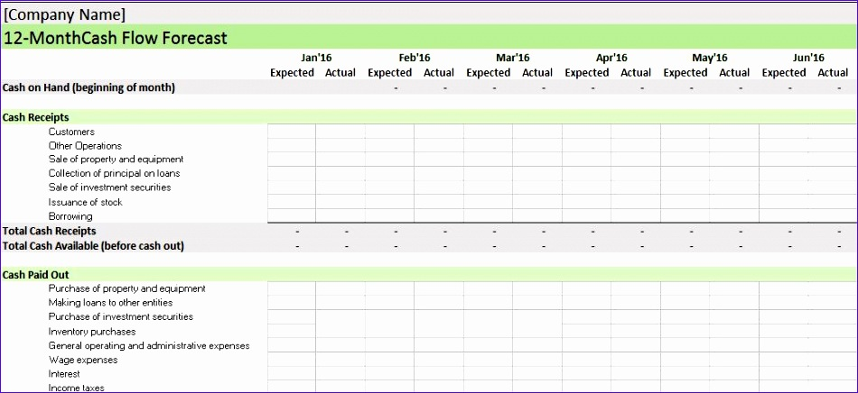 10 free excel templates for small business
