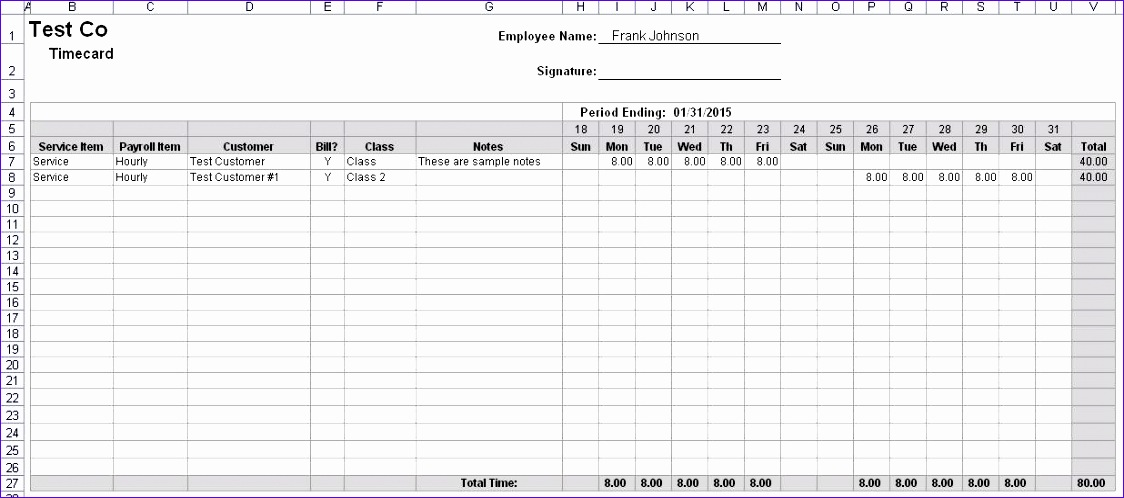 7 free excel timesheet template multiple employees - exceltemplates