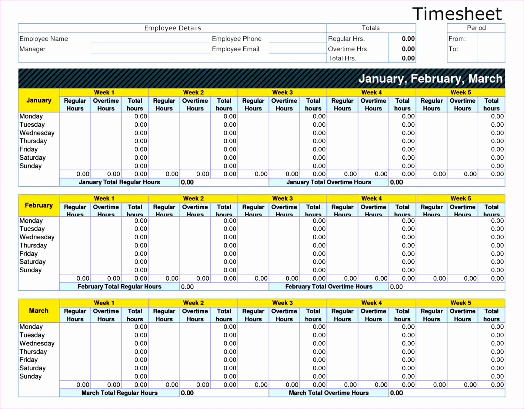 6 free excel timesheet template with formulas exceltemplates timesheet template simple profit and loss excel free sendlettersinfo timesheet time sheets templates free template free alramifo Image collections