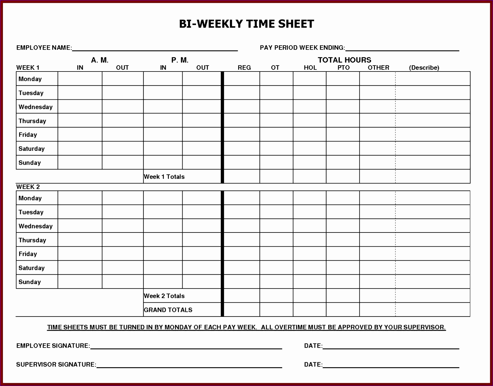 job Weekly Employee Time Sheet timesheet template sendlettersinfo free printable time sheets project daily payroll u weekly free Weekly Employee Time