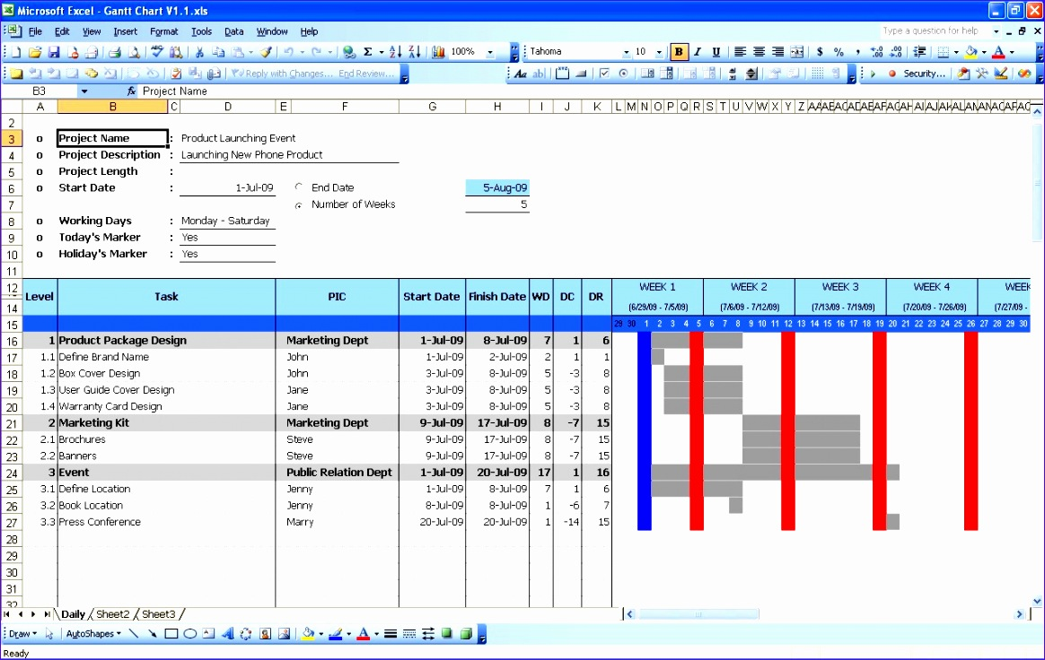 Free gantt chart template for excel 2007 gallery free any chart excel 2007 gantt chart image collections free any chart examples free gantt chart excel 2007 template alramifo Choice Image