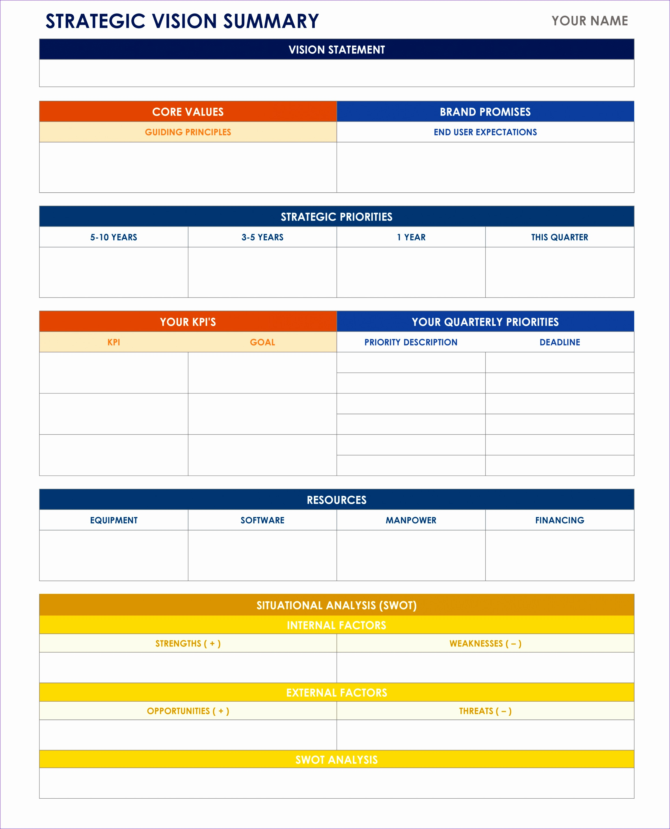9 free training matrix template excel