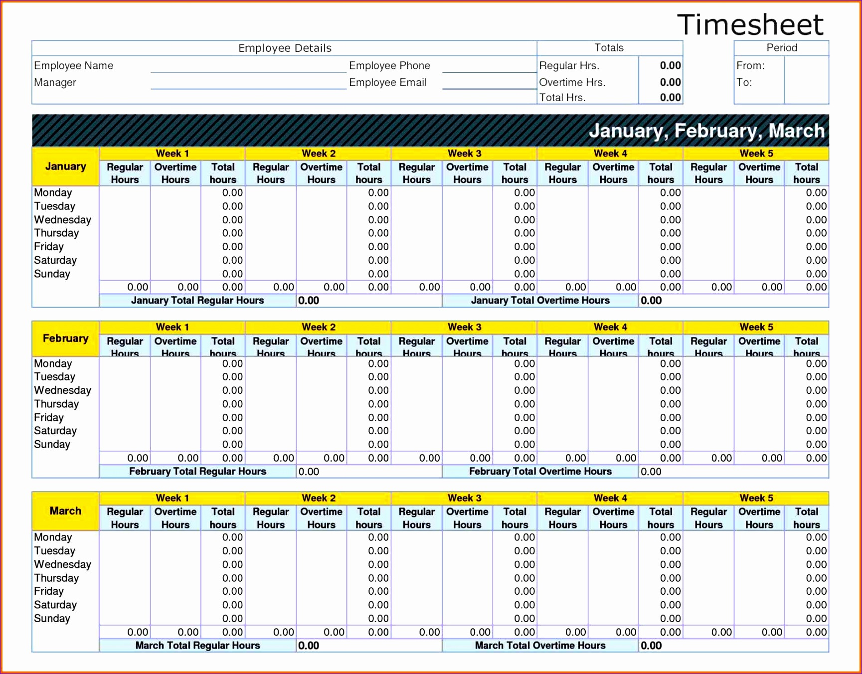 spreadsheet template engineering service free excel timesheet with formulas in the free Overtime Spreadsheet Template excel timesheet template with