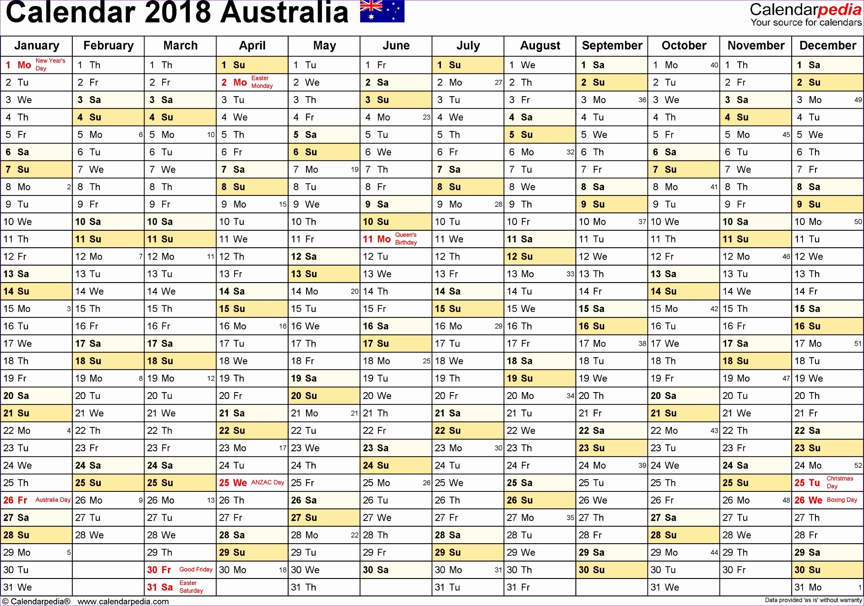 2018 calendar australia 2018 calendar australia XzCNjK