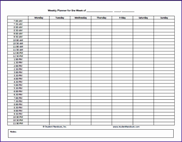 58e218a7060c f9fdfa2182e5230 printable weekly calendar weekly planner template