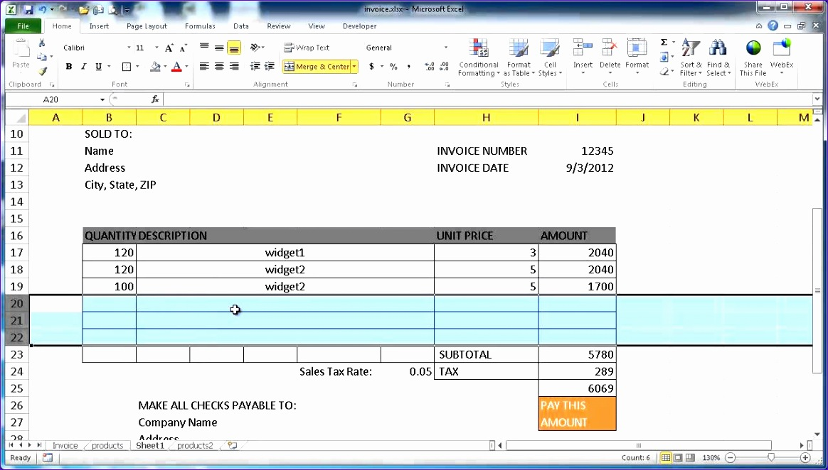 How to Create An Invoice Template In Excel Sypaf Lovely Invoice Template Excel 2010 Edel Alon Resume Templates