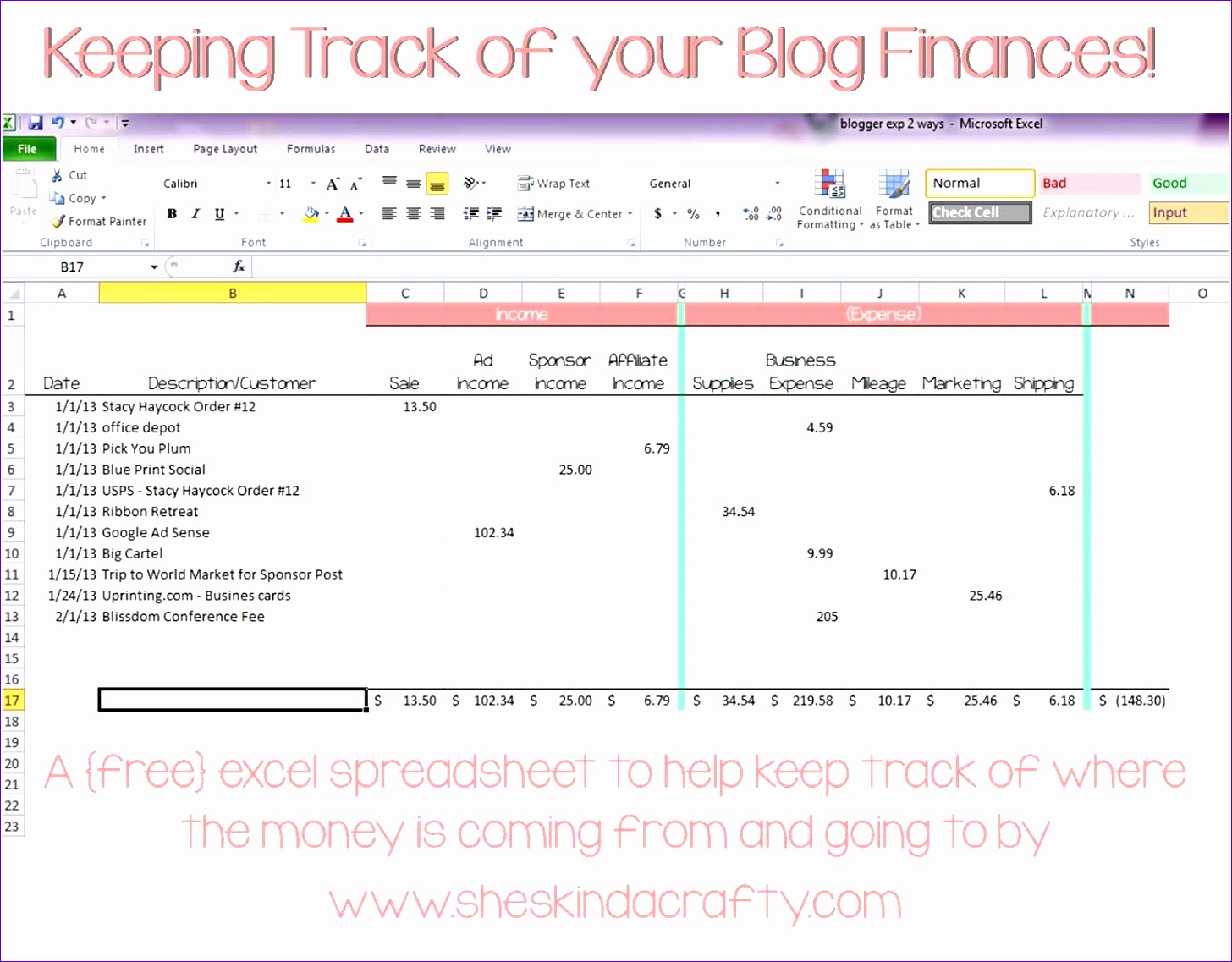 Expenses Spreadsheet Expense Tracking Spreadsheet Free Business Expense Tracker Template