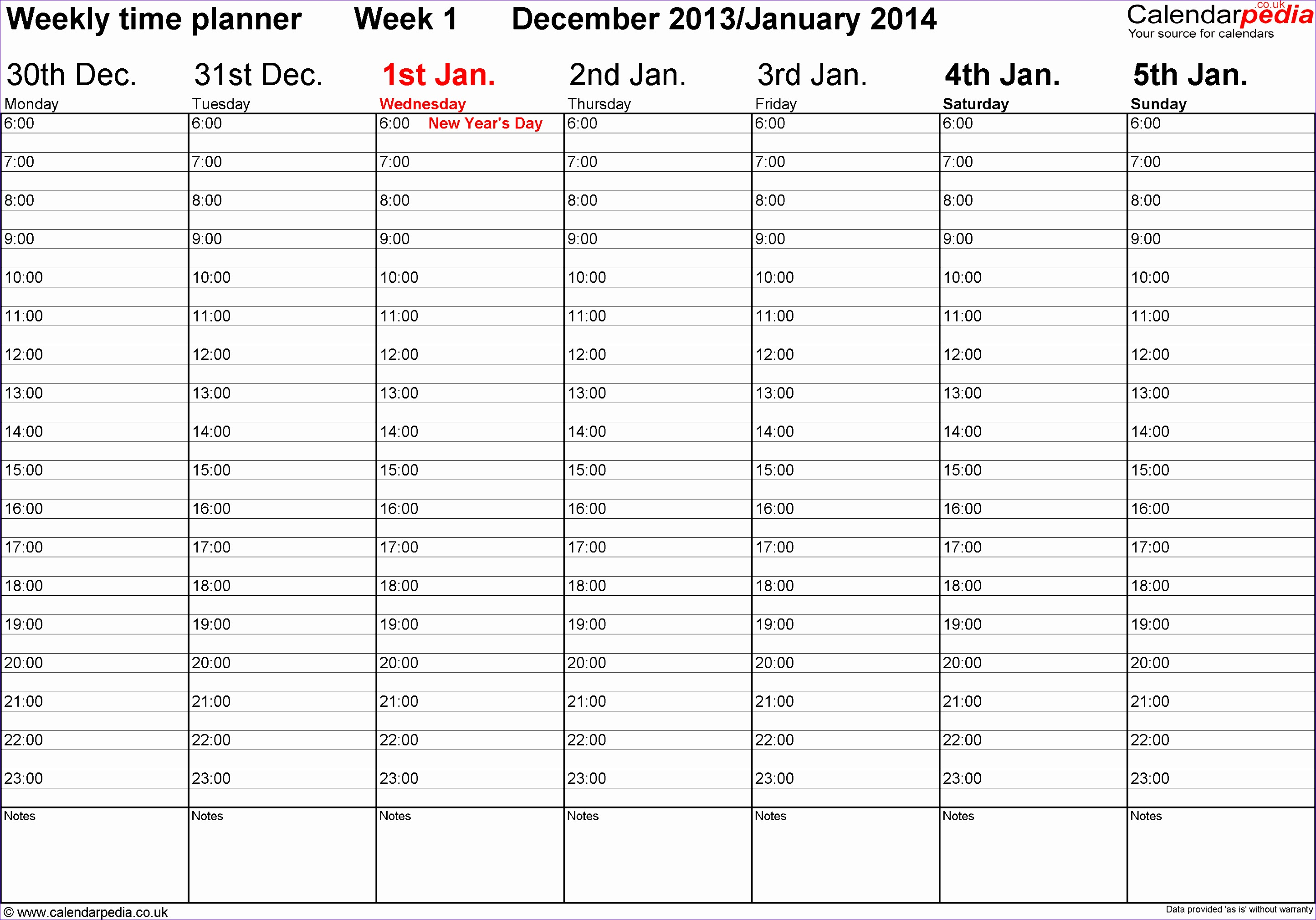 Ms Excel Calendar Template 2014 Csgsu Inspirational Weekly Calendar 2014 Uk Free Printable Templates for Excel