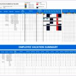 Ms Excel Printable Warranty Tracker Template Iauoe Fresh Vacation Planner