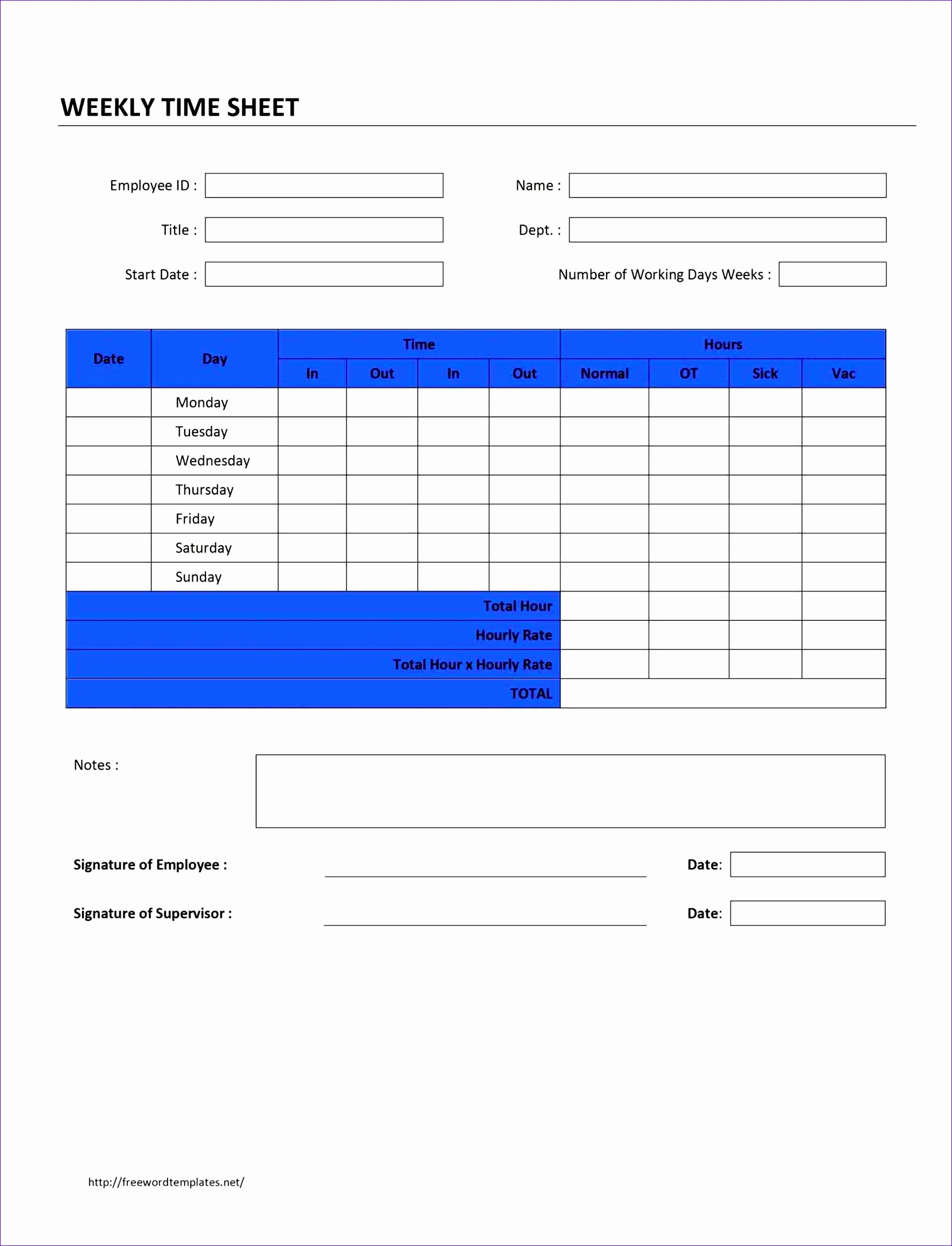 Employee Time Sheet time sheets for employees printable pdf weekly employee timesheet excel scienceresume employee Weekly Employee Time Sheet timesheet excel scienceresume