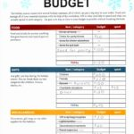Ms Excel Vacation Cost Planner Template F3rfq Beautiful Holiday Bud Template