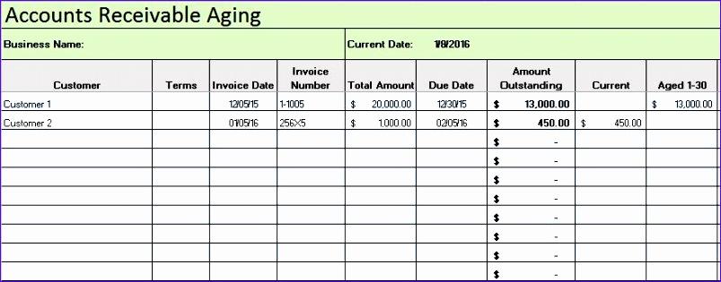 10 non profit balance sheet template excel