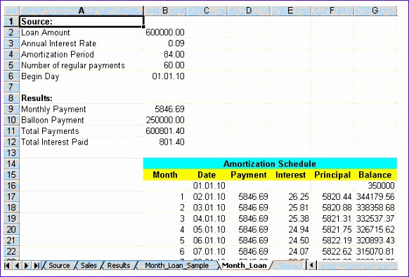 Npv Calculation Excel Template Casww Fresh Calculation with Excel Npv Irr Ebit Amortization and More