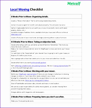 Office Move Checklist Template Excel Igjcq Luxury Sample Moving