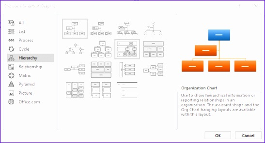 Organizational Flow Chart Template Excel G3twa Beautiful Create An organization Chart Fice Support