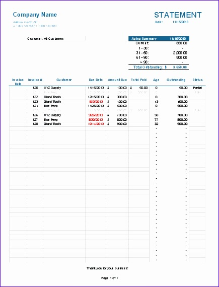 Payment Record Template Excel Cccsh Awesome Free Invoice Tracking Template for Excel