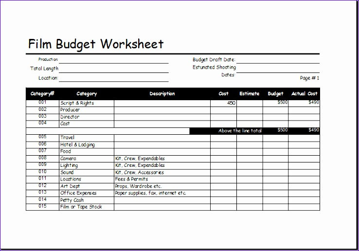 Photography Quotations Dkima Fresh Bud Worksheet Template for Excel