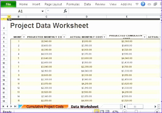 Simply Type in the Required Data to plete Your Own Project Bud