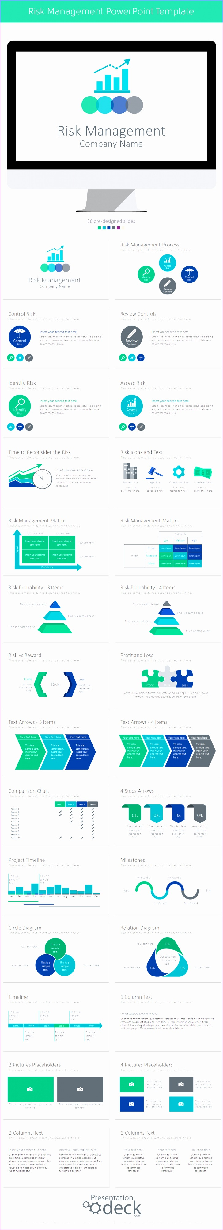 Raci Matrix Template Excel Download Dqveg New Project Status Powerpoint Presentation Template