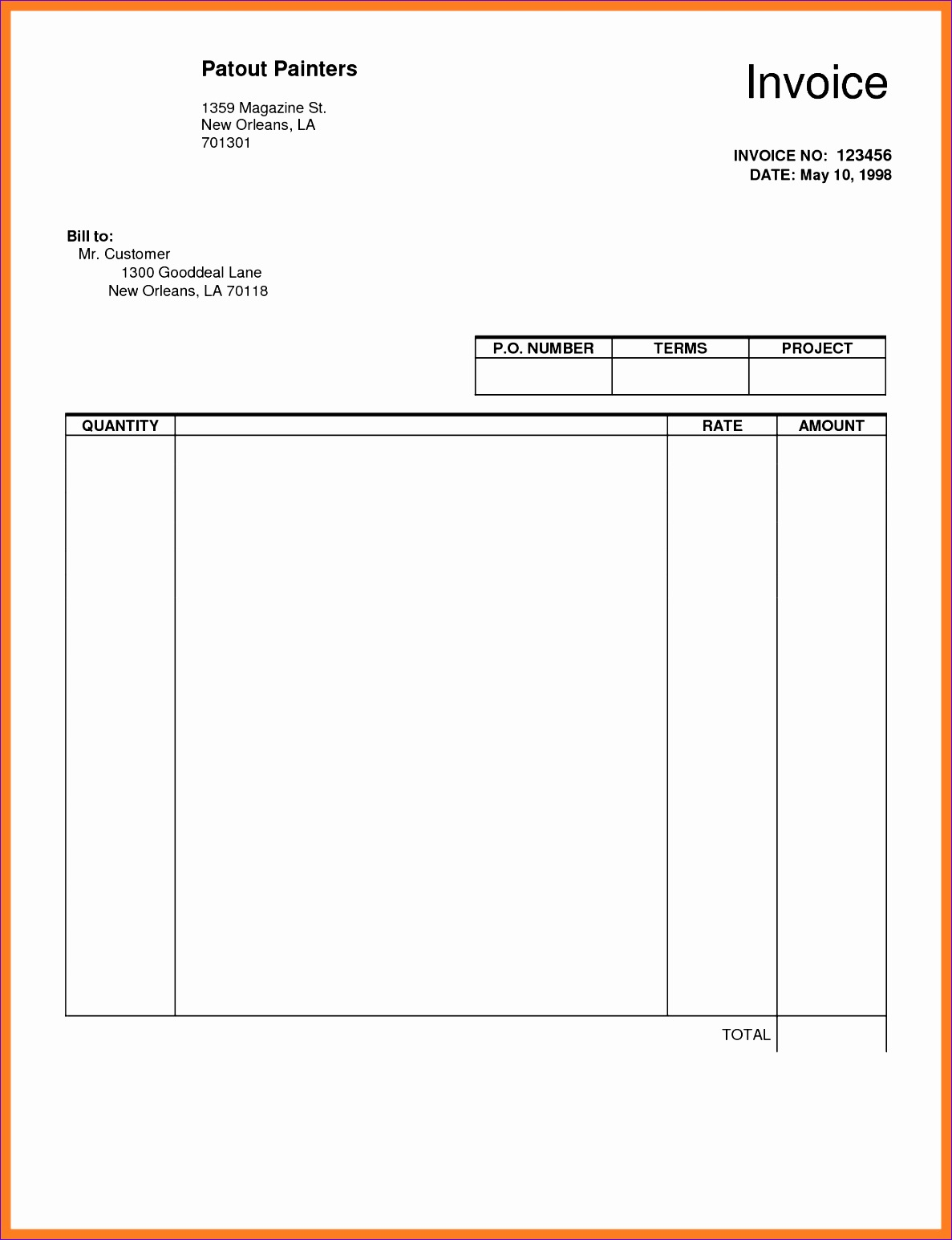 integrated label invoice for myob accounting myob invoice template