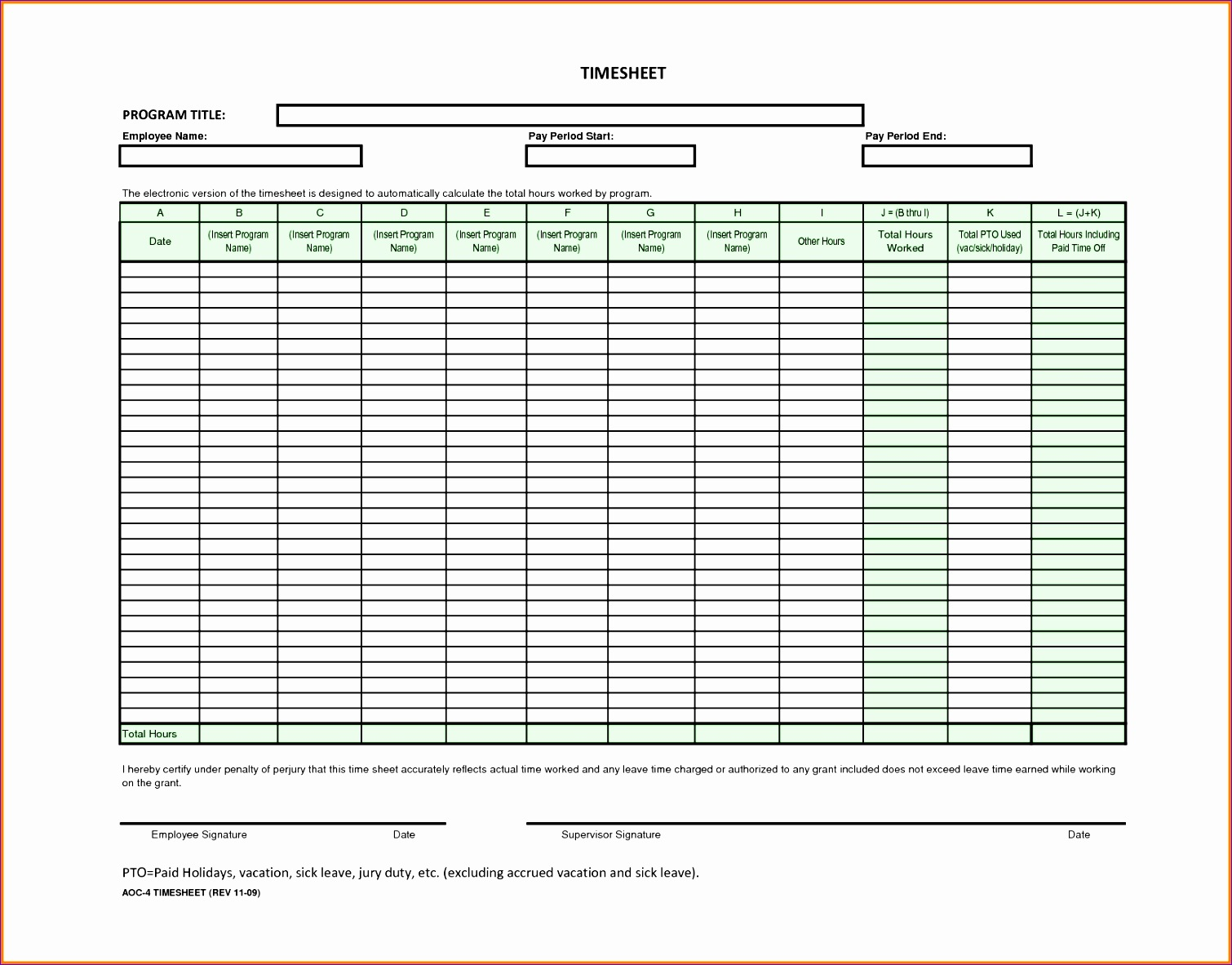 8 semi monthly timesheet template excel exceltemplates for Multiple employee schedule template