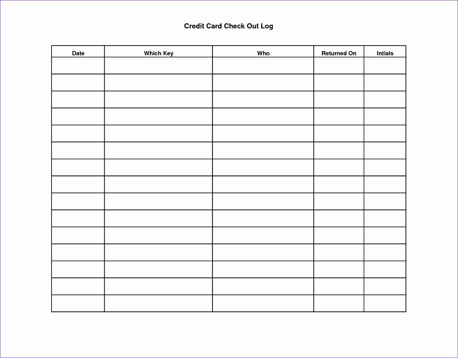 Sign Out Sheet Template Excel Hennk Unique Key Sign Out Sheet Template Scope Of Work Template