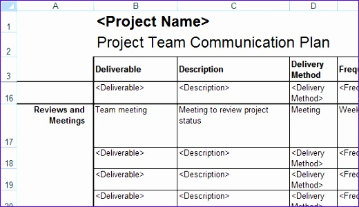 Simple Project Management Plan Template Excel Omzk3 Elegant 10 Useful Excel Templates for Project Management & Tracking