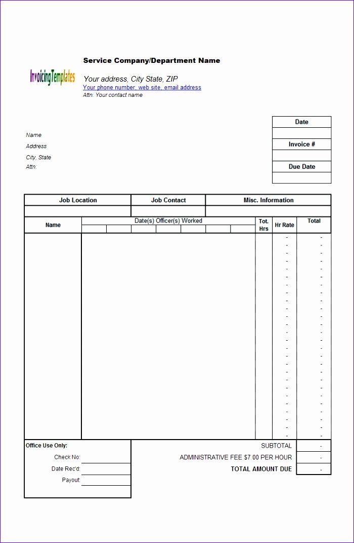 timesheet invoice template kays makehauk co