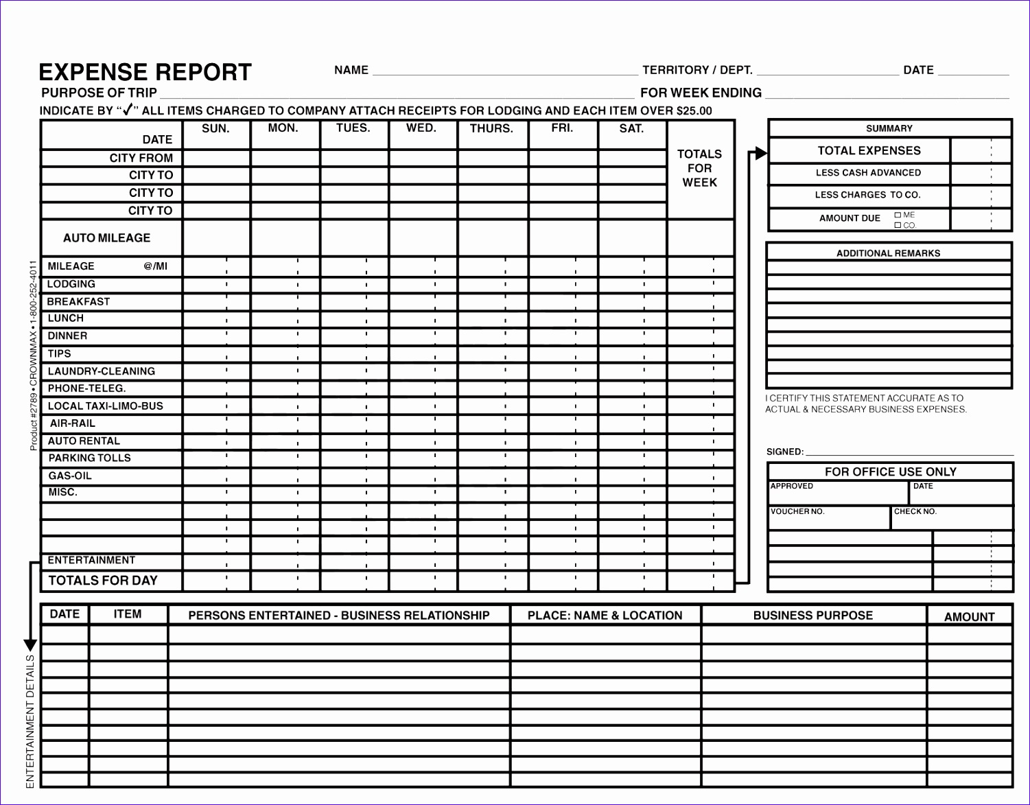 Travel Expense Report with Mileage Log Gbjha Fresh Travel Expense Report forms Selimtd